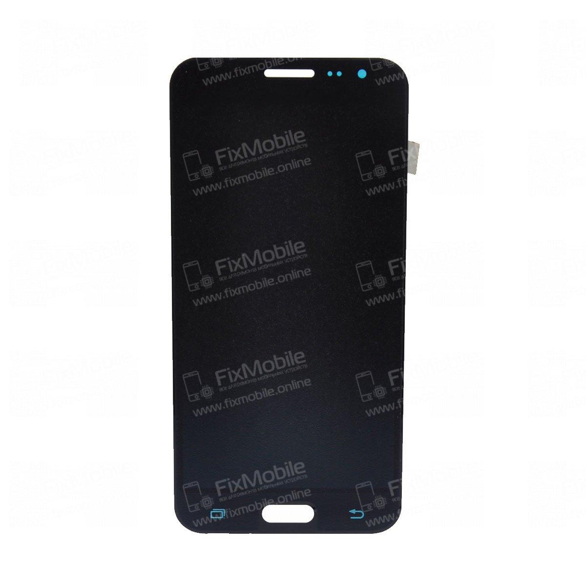 Дисплей для Samsung Galaxy J3 (2016) J320F с тачскрином (черный) - TFT